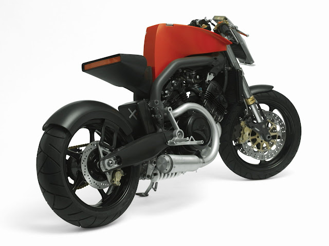 Voxan Starck Super Naked Motorbike