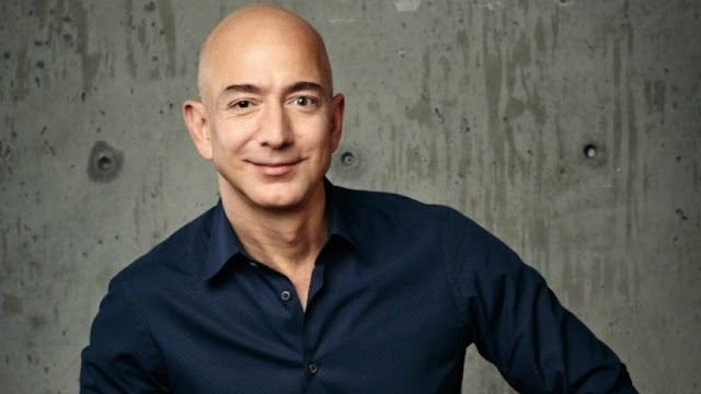 Jeff Bezos: one of the founding fathers of E-commerce