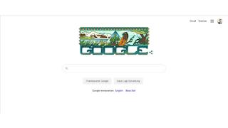 Taman Nasional Lorentz Jadi Google Doodle