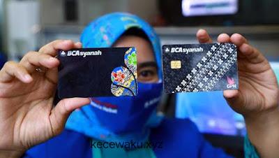 Kartu ATM BCA Syariah