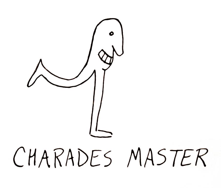SASTERGOODMENT: Charades Master