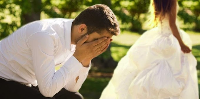 A Revenge Sad Love Story That She dumped him on their wedding day