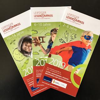 Leipziger Lesekompass 2019 - Die besten Bilderbücher und Kinderbücher