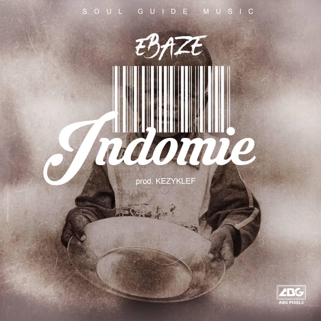 """Ebaze – """"Indomie"""" (Prod. By Kezyklef) #Arewapublisize"""