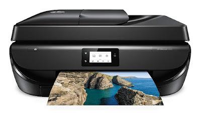 HP OfficeJet 5220ドライバー