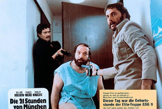 21 Hours at Munich 1976 docudrama terrorism Olympics