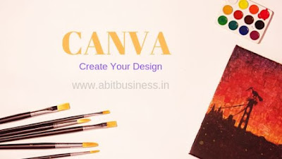Create Free design with canva
