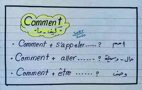 مراجعة لغة فرنسية | 800 تمرين قواعد محلول على منهج ثالثة ثانوي كله  10