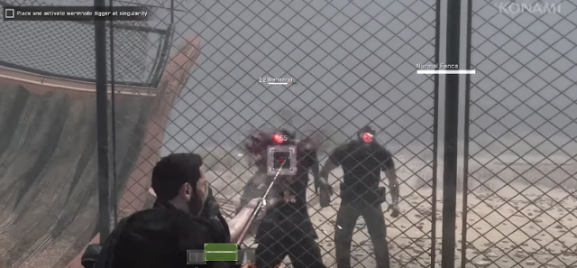 Se lanza la beta de Metal Gear Survive