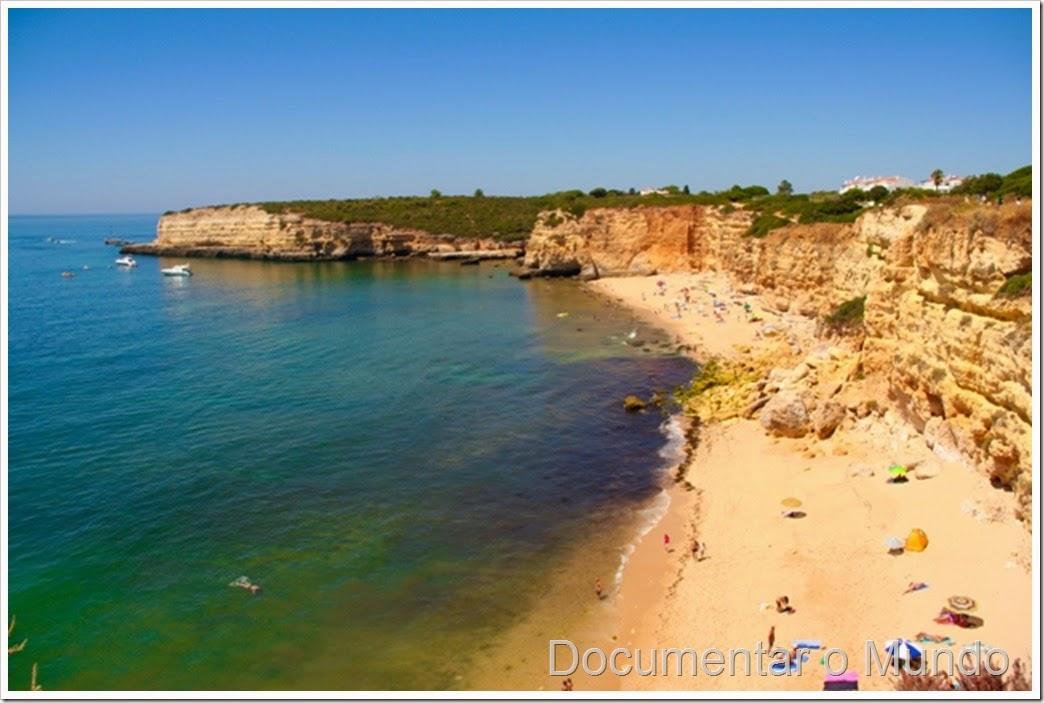 Praia Nova; Praias do Concelho da Lagoa; Praias no Algarve