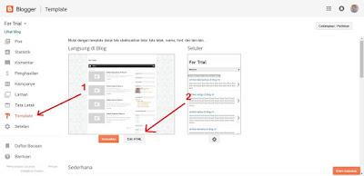 Meta Keywords Blogspot