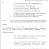 Pay Protection Notification of Contract Employees on Regularization
