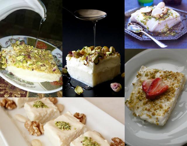 الطريقة الأصلية لعمل ليالي لبنان بكل سهولة في المنزل مع موقع عالم الطبخ والجمال!