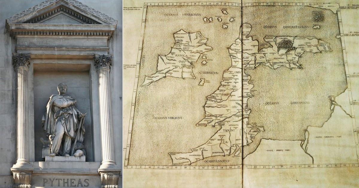 Pytheas Of Massalia May Have Been First Mediterranean To Ever Reach Great Britain