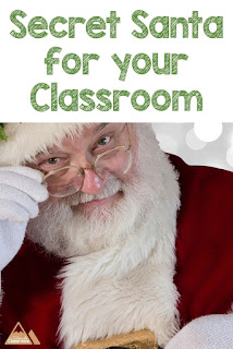 Secret Santa for your Classroom