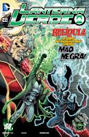 Os Novos 52! Lanterna Verde #46