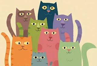 котики на сайте