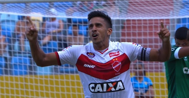 Tigrão quebra favoritismo, vence Goiás e cala a torcida esmeraldina no Estádio Olímpico