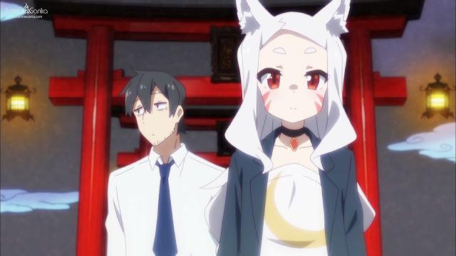 جميع حلقات انمى Sewayaki Kitsune no Senko-san مترجم أونلاين كامل تحميل و مشاهدة