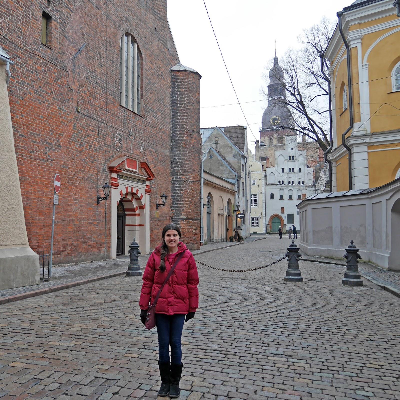 Exploring Riga's Old Town - Kat Last