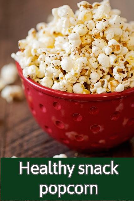 Healthy Pop corn