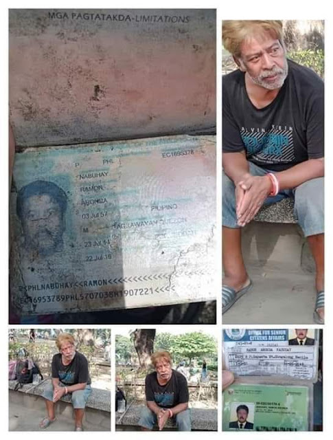 Sick OFW Refuses to Accept Him