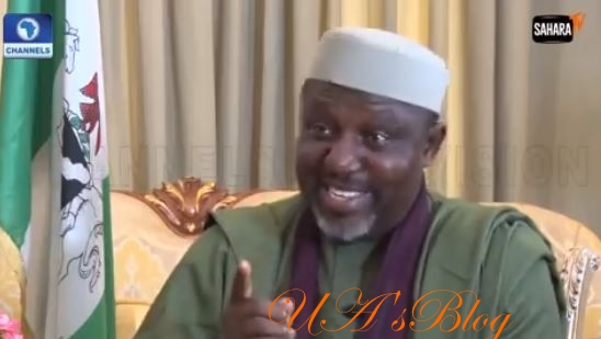 'All Politicians Without A 2nd Office, Must Steal' - Okorocha