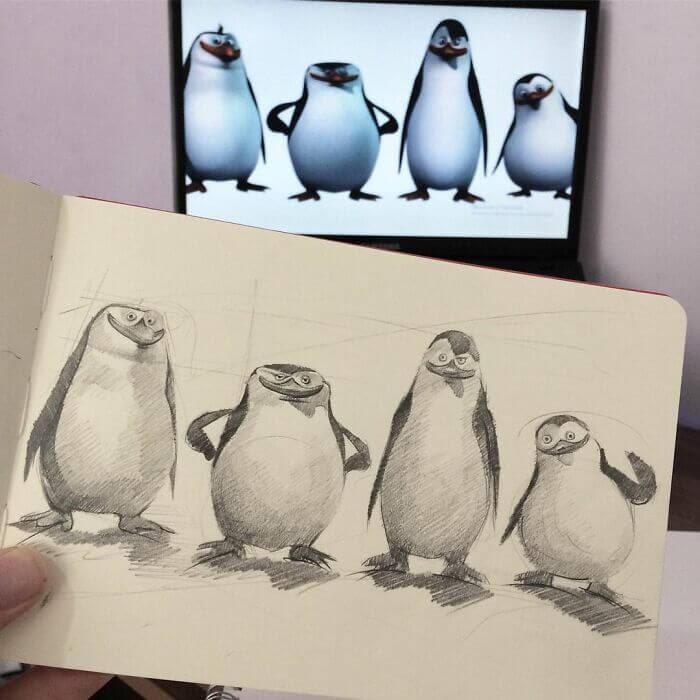 07-Penguins-from-Madagascar-Samet-Turkan-www-designstack-co