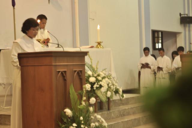 Lektor Sebagai Pelayan Liturgi