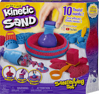Open-Ended Play Kinetic Sand