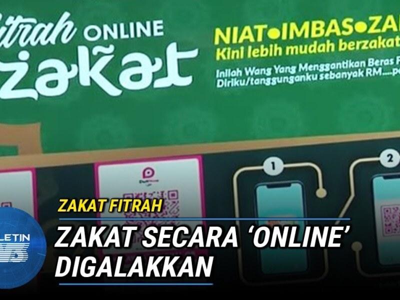 Sah bayar zakat online