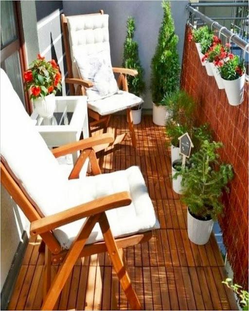 very small balcony garden ideas