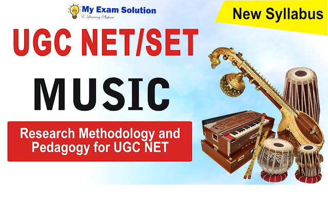 Research Methodology and Pedagogy for UGC NET