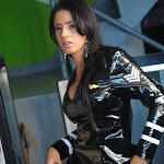 Andrea Rincon, Selena Spice Galeria 5 : Vestido De Latex Negro Foto 144