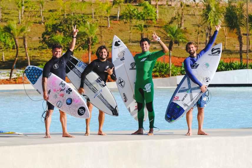 surf30 wavegarden brasil Wavegarden Praia da Grama