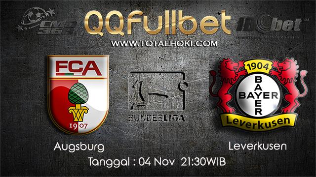 PREDIKSIBOLA - PREDIKSI TARUHAN BOLA AUSBURG VS LEVERKUSEN 04 NOVEMBER 2017 (BUNDESLIGA)