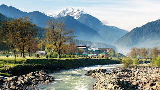 Places to visit in Jammu and kashmir ( phalagam )