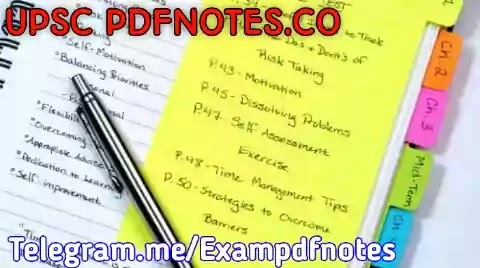 Indian Polity M Laxmikanth 6th Edition PDF Handwritten Notes