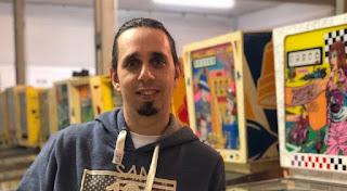 Quetzal Pinball: Único fabricante de Pinballs de Europa / Museo Arcade Vintage