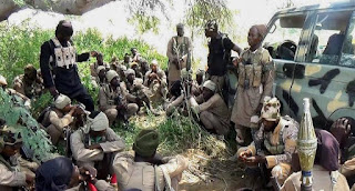Breaking News: Boko Haram have killed over 8,000 Church members alone with priest in Borno State