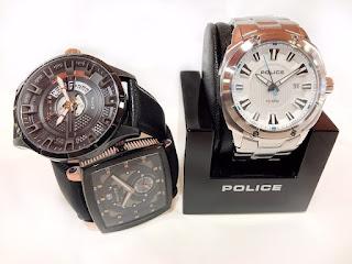 POLICEの腕時計