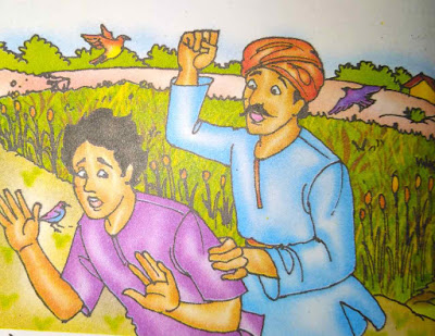 मोनू की याददाश्त Short Story in Hindi For Class 6
