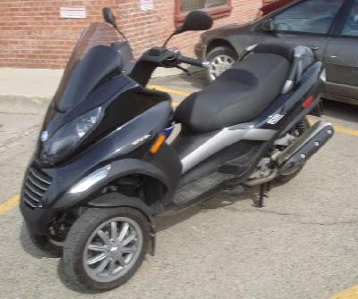 Scooter híbrido