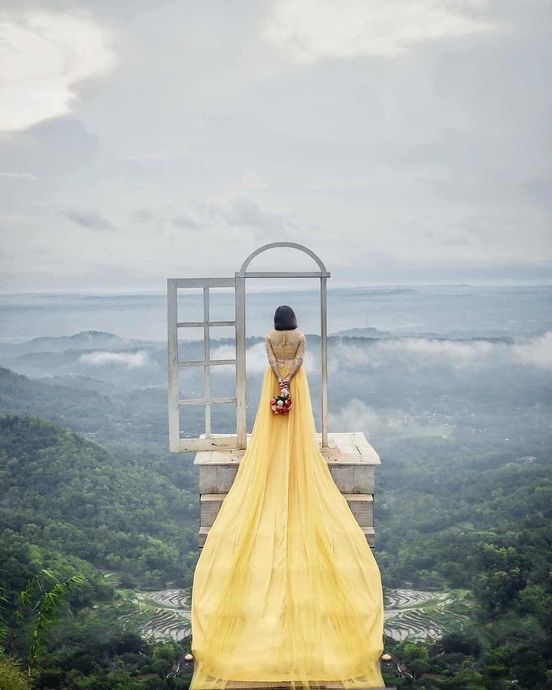 Harga Tiket Masuk Pintu Langit Dahromo Dlingo Bantul Yogyakarta Terbaru Wisata Oke