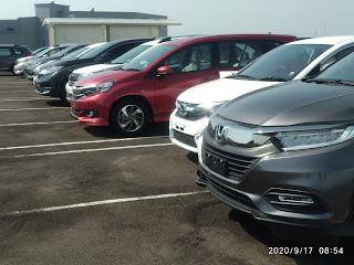 Stok mobil honda di dealer resmi mobil honda jatibening , silahkan kunjungi kami ya untuk dapat pelayanan