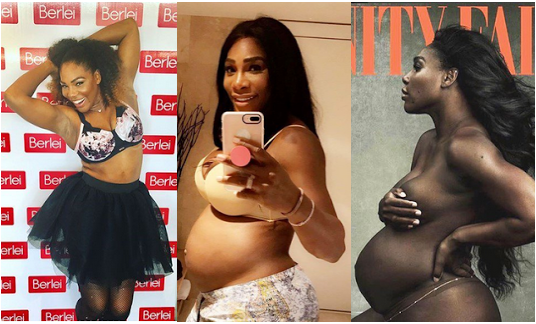Serena-Williams-shares-her-10-personal-moments-of-2017-with-beautiful-photos