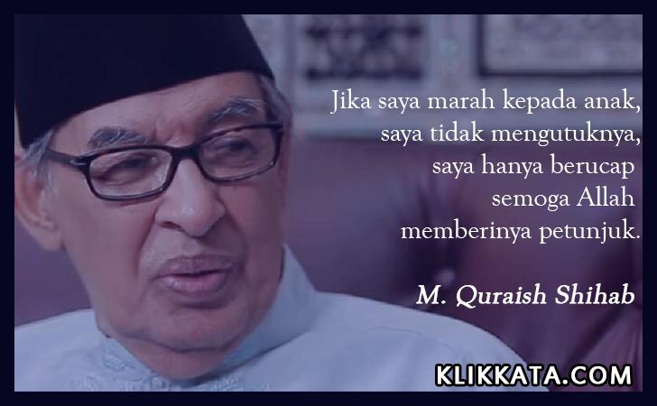 Kata Kata M. Quraish Shihab