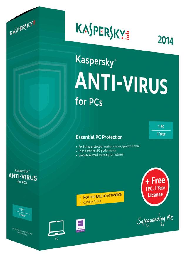 free kaspersky antivirus download