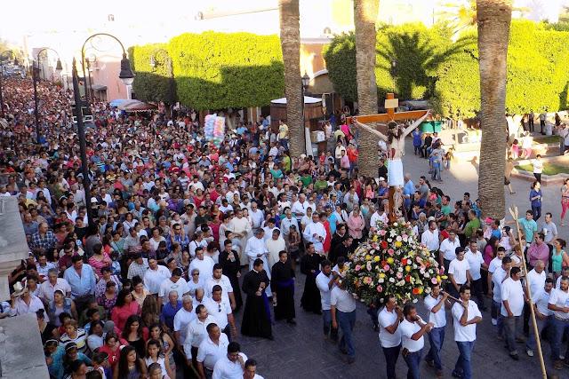 Feria Señor Salitre, Aguascalientes