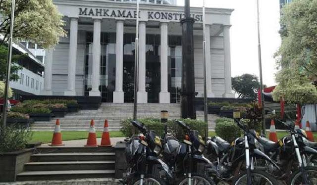 Jelang Sidang MK, Pengamanan Rumah Hakim Konstitusi Diperketat